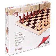 Jeu d'échecs en bois Cayro