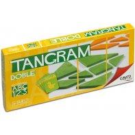 Jeu Tangram Double Cayro