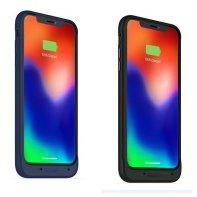 Juice Pack Air iPhone X/XS blue or black
