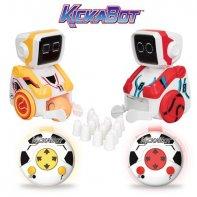 Kickabot Twin robot jouet footballeur