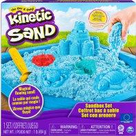 Kinetic Sand Coffret Château Bac A Sable