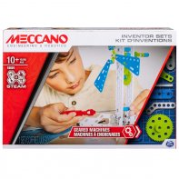 Kit invention Set 3 engrenages Meccano