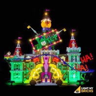 Kit lumière pour LEGO Manoir Joker 70922