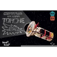 Koa Koa Build A Flashlight