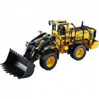 La Chargeuse Sur Pneus Télécommandée Volvo L350F Lego Technic 42030