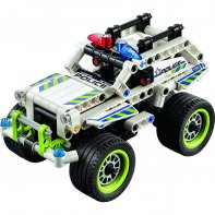 La Voiture D'intervention De Police LEGO® TECHNIC 42047