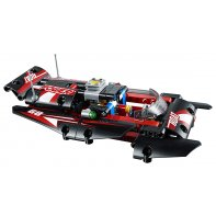 Le Bateau De Course LEGO TECHNIC 42089