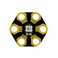 LED ZIP Hexagonale Kitronik pack de 5