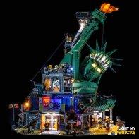 LEGO Apocalypseburg 70840 Kit Lumière