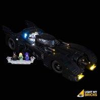 LEGO Batmobile 76139 Kit Lumière
