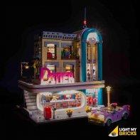LEGO Diner centre ville 10260 Kit Eclairage
