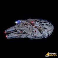 LEGO UCS Millennium Falcon 75192 kit éclairage