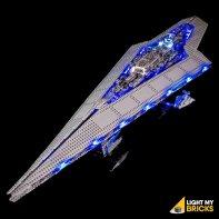 LEGO UCS Super Destroyer 10221 Kit Lumière