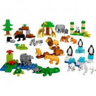 Les Animaux Sauvages LEGO� DUPLO�