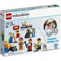 Les figurines de la communauté LEGO® Education
