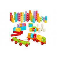 Letters LEGO Education Preschool