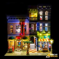Lights For LEGO Detective Office 10246