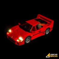 Lights For LEGO Ferrari F40 10248