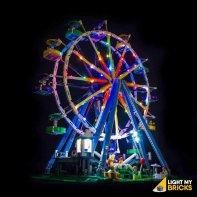 Lights For LEGO Ferris Wheel 10247