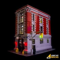 Lights For LEGO Ghostbusters HQ 75827