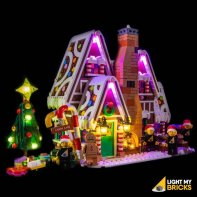 Lights For LEGO Gingerbread House 10267