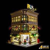 Lights For LEGO Grand Emporium 10211