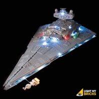Lights For LEGO Imperial Destroyer 75252