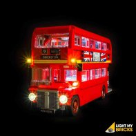 Lights For LEGO London Bus 10258
