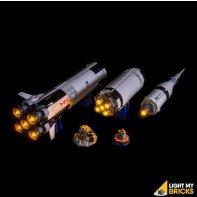 Lights For LEGO NASA Apollo 21309