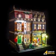 Lights For LEGO Pet Shop 10218