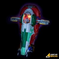 Lights For LEGO UCS Slave 75060