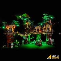 Lumière Pour LEGO Ewok Village 10236