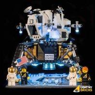 Lumières Pour LEGO 11 Lunar Lander 10266