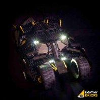 Lumières Pour LEGO Batman Tumbler 76023