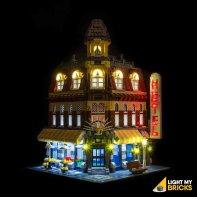 Lumières Pour LEGO Café Du Coin 10182