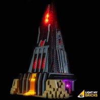 Lumières Pour LEGO Château Dark Vador 75251