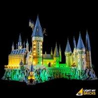 Lumières Pour LEGO château Poudlard 71043