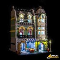 Lumières Pour LEGO Epicerie Bio 10185