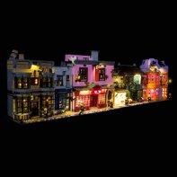Lumières Pour LEGO Harry Potter Chemin Traverse 75978