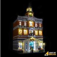 Lumières Pour LEGO Hotel de Ville 10224
