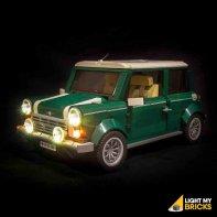 Lumières Pour LEGO Mini Cooper 10242