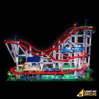 Lumières Pour LEGO Montagnes Russes 10261