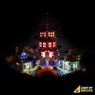 Lumières Pour LEGO Ninjago Airjitzu 70751