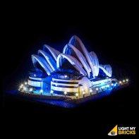 Lumières Pour LEGO Opera Sydney 10234