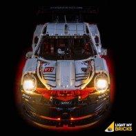 Lumières Pour LEGO Porsche 911 RSR 42096