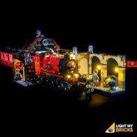 Lumières Pour LEGO Poudlard Express 75955
