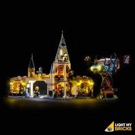 Lumières Pour LEGO Saule Poudlard 75953