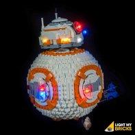 Lumières Pour LEGO Star Wars BB-8 75187