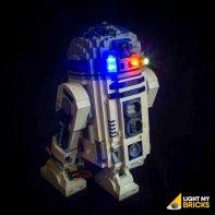 Lumières Pour LEGO Star Wars R2-D2 10225