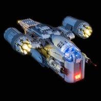 Lumières Pour LEGO Star Wars Razor Crest 75292